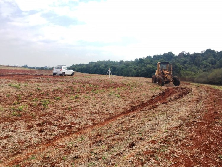 Trabalhos de conservação de solo e água são intensificados em Porto Mauá