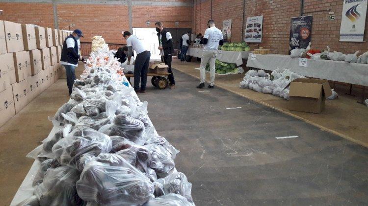 Projeto Plantando o Bem beneficia agricultores e famílias em situação de vulnerabilidade de Santo Cristo