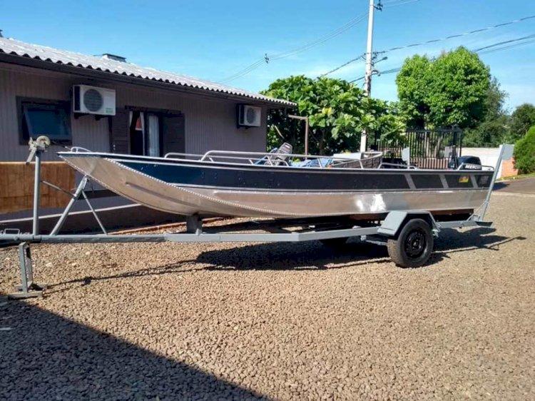 Barcos Geib, há 28 anos produzindo barcos e lanchas em Santa Rosa