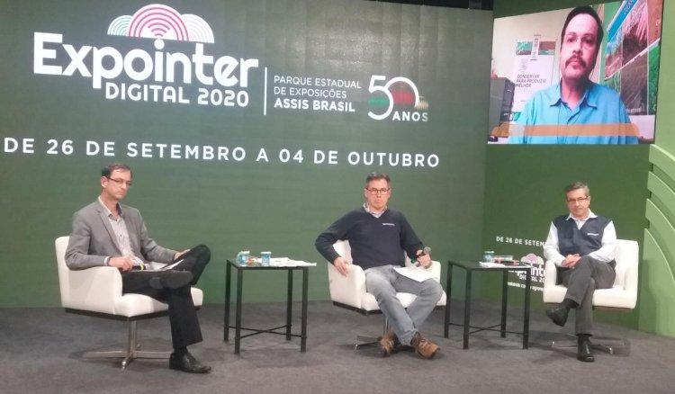 Expointer Digital 2020: Política Agrícola e Crédito Rural são temas de debate virtual