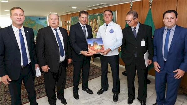 Bolsonaro confirma presença na Expodireto Cotrijal 2021