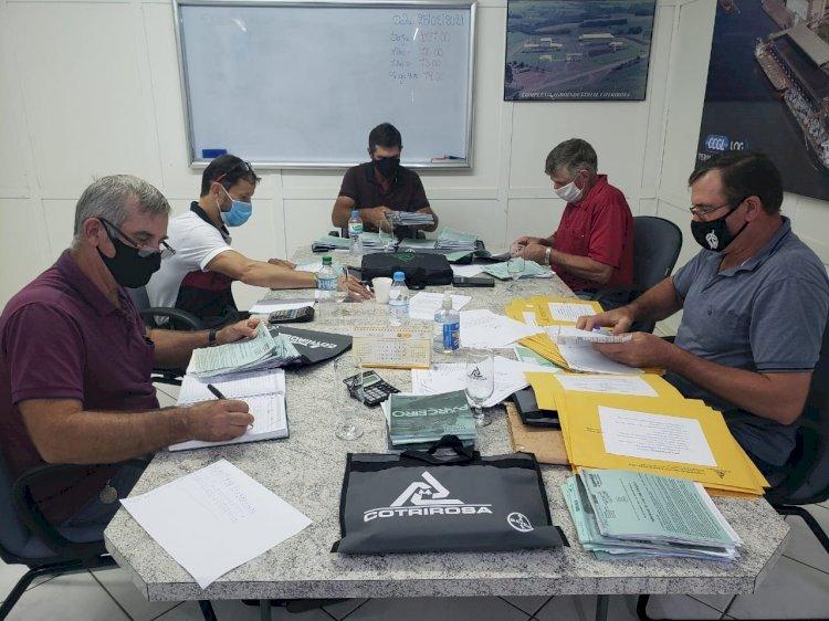 Registro de chapa única para eleição na Cotrirosa