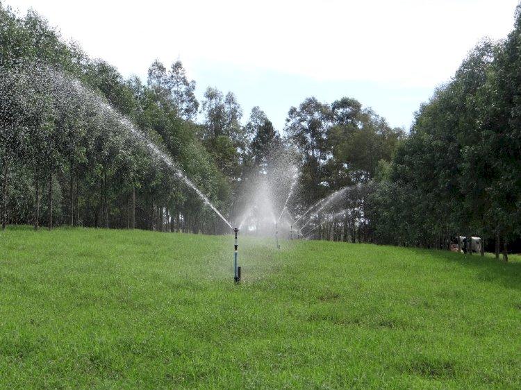 Emater/RS-Ascar orienta sobre implantação de sistemas de irrigação em pastagens