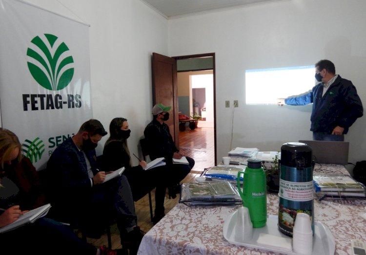 Programa Empreendedor Rural inicia primeira turma em Três de Maio