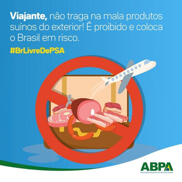 ACISAP alerta para a prevenção da Peste Suína Africana – PSA