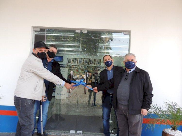 Coopermil Inaugura as Novas estruturas da Unidade de Atendimento de Cinquentenário