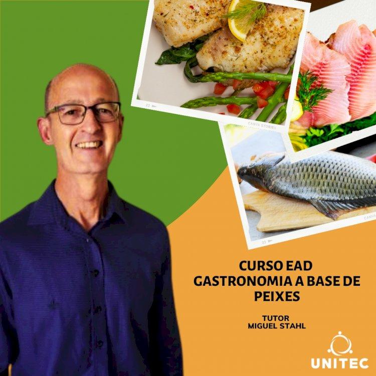Gastronomia à base de peixes é o novo curso lançado pela Unitec